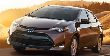 2019 Toyota Corolla Overview