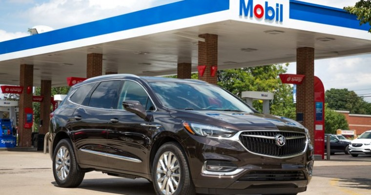 Buick Adds the ExxonMobil Speedpass+ App to Its Marketplace Interface