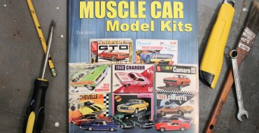 Book Spotlight: 'Collecting Muscle Car Model Kits'