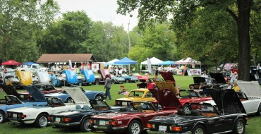 Photo Gallery: MINI, Triumph, MG, Austin-Healey at 2018 Dayton British Car Day