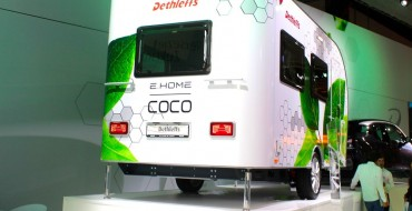 Electric Trailer Concept Would Make EV Camping Way Better