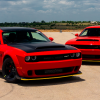 Pair of Dodge Demons Up for Auction This Weekend