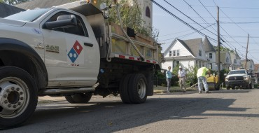 Domino's Expands Pothole-Filling Campaign Nationwide