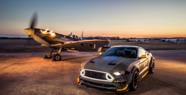 Eagle Squadron Mustang GT Fetches $420K at EAA AirVenture