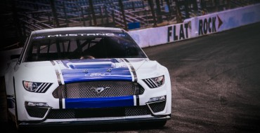 Ford Mustang NASCAR Cup Race Car Revealed Ahead of Daytona 500 Debut