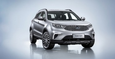 New Ford Territory SUV Charting a Course for China in 2019