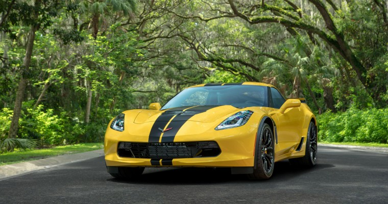 Hertz Set to Sell Its Fleet of Hertz 100th Anniversary Edition Corvette Z06 Vehicles