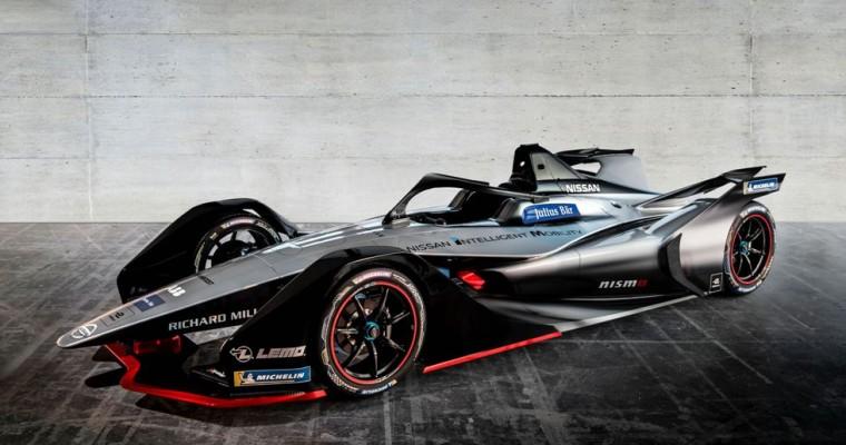 Nissan Feeling the Formula E Pressure