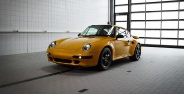 Porsche Rebuilds Classic 911 Turbo Using Genuine Parts
