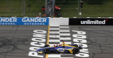 Rossi Wins Pocono after Massive Robert Wickens Crash
