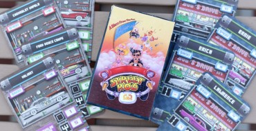 Gaudete Games Resurrects Classic DOS Game as Street Rod Card Game