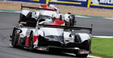 Toyota Disqualified From Easy 1-2 Victory at 6 Hours of Silverstone