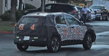 Spy Shots: Upcoming Small GMC Crossover to Slot Beneath the Terrain