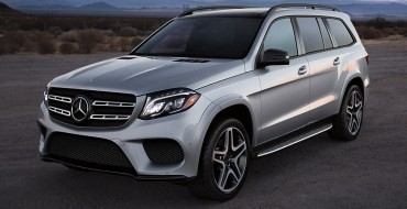 2018 Mercedes-Benz GLS Earns Spot on US News' List of Most Reliable Luxury Cars