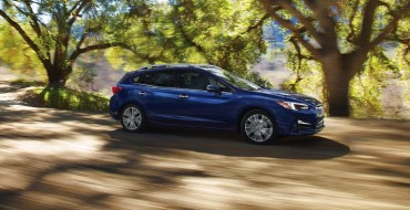 Subaru Reports All-Time Record Sales in August 2018