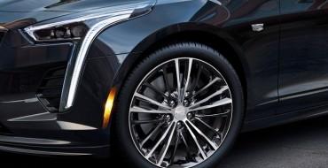 Cadillac to Debut Electric Brake Wear Sensors on 2019 CT6