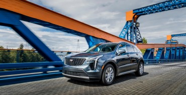 Strong Cadillac XT4 Sales Help Buoy Cadillac's Overall Sales During the First Quarter