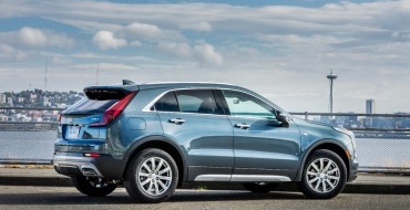 XT4 Lifts Cadillac Sales in Second Quarter