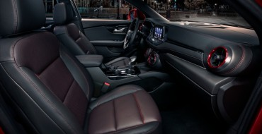 Heated and Ventilated Seats Among the Chevy Blazer's Many Available Features