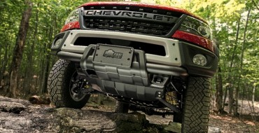 [PHOTOS] Chevy Debuts Colorado ZR2 Bison, Flexes Off-Road Muscle