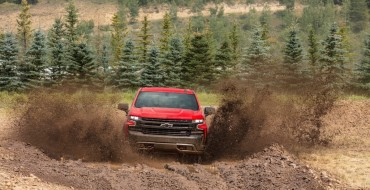 Chevy Has Truck Legends Test Out 2019 Silverado