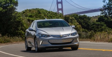 Prior to Its Cancellation, the Chevrolet Volt Was a Big Hit in California