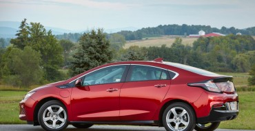 Recent College Grads Should Drive a Chevy Volt Says Autotrader