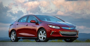 Get 18 Percent Off the Chevrolet Volt in May 2019