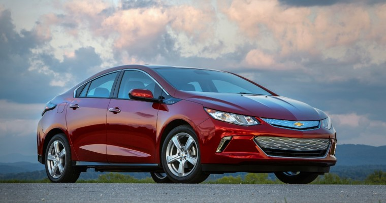 No Successor to the Chevrolet Volt as GM Plans to Phase Out Hybrids