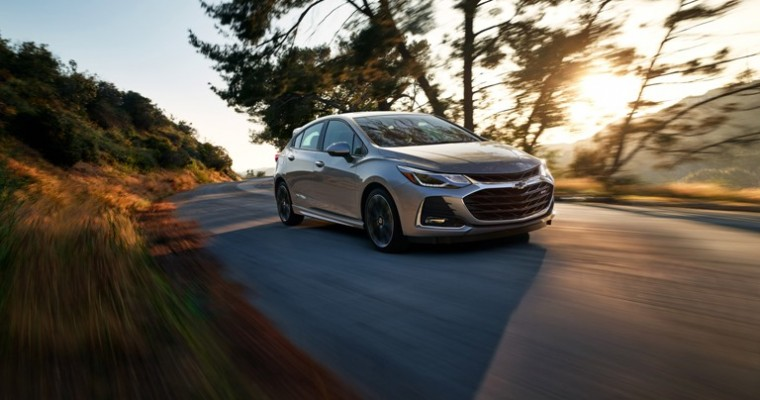 Chevy Cuts the Cruze Amidst Declining Sales