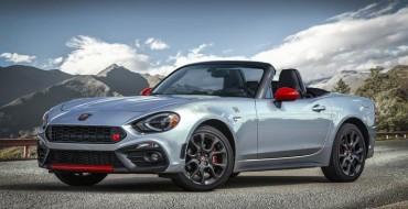 FIAT Reveals 2019 124 Spider Urbana Edition