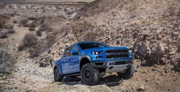 Trail Control Makes 2019 Ford F-150 Raptor Even More Off-Road Capable