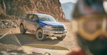 Ford Ranger Raptor V8 Headed Out Down Under: Report