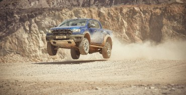2021 Ford Ranger Raptor Development Underway Down Under
