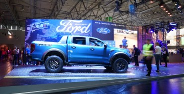 [Photos] Ford Ranger Raptor is Coming to Europe, Forza Horizon 4
