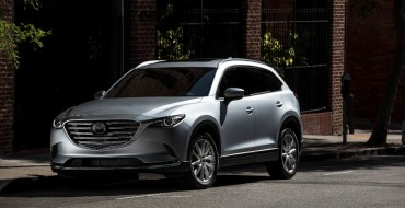The Aussie Mazda CX-9 Azami LE has Loads of Luxury