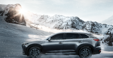 2019 Mazda CX-9 Overview
