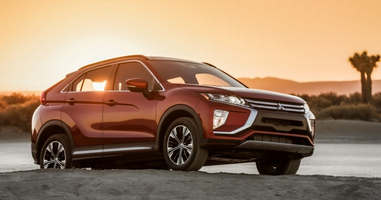 Mitsubishi to Focus on SUVs and Crossovers for Its Lineup