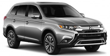 2019 Mitsubishi Outlander Overview