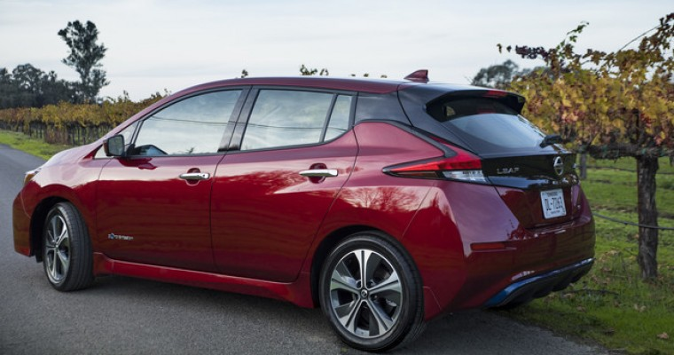 Nissan LEAF Batteries Headed for Soccer Glory
