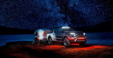 Nissan Navara Dark Sky Concept Is out of This World