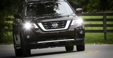 2019 Nissan Pathfinder Named One of 17 Safest Midsize SUVs by US News