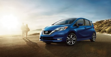Nissan Versa Note Named One of the Most Fuel-Efficient Cars in Canada