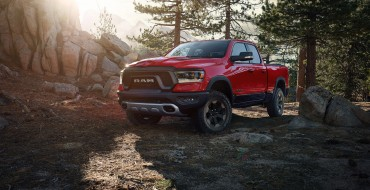 The Ram Line of Trucks Sets a New March Sales Record