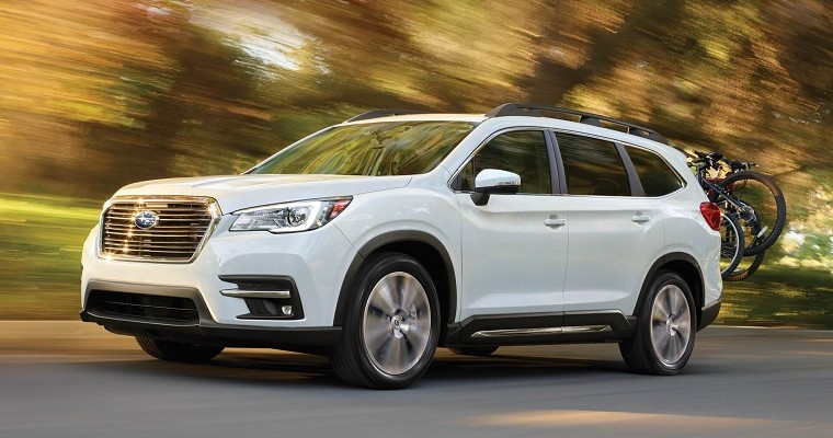 2019 Subaru Ascent and Forester Are Great Vehicles for Millennial Moms and Dads
