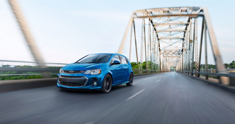 Save on the Chevy Sonic This Month