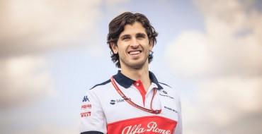 Antonio Giovinazzi to Race for Sauber F1 in 2019