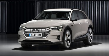 All-Electric Audi e-tron Revealed