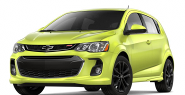 Bold Exterior Colors Make Chevy Models Stand Out