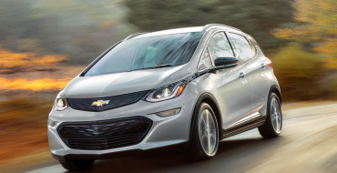Chevy Bolt Makes US News' List of EVs with Longest Range in 2019